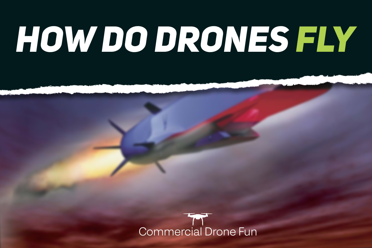 You are currently viewing How Do Drones Fly