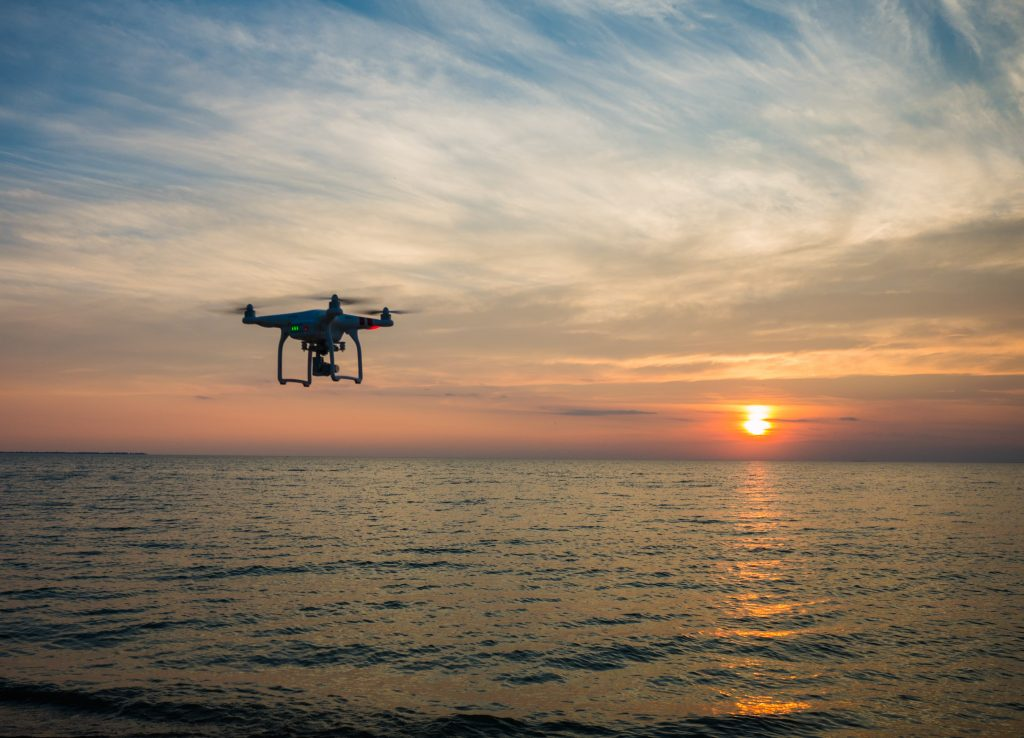 drone safety is everyone's responsibility - even at the beach